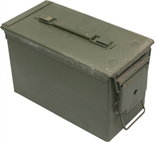 MILITARY SURPLUS M2A1 - Commonly Known as the 50Cal Ammo Box - UNISSUED-ammo-boxes-Mitchells Adventure