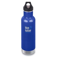 KLEAN KANTEEN 20Oz insulated Classic Loop Coastal Waters-klean-kanteen-Mitchells Adventure