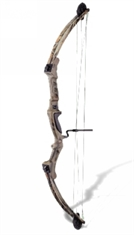 COBRA 40-65Lb COMPOUND BOW CAMO-bows-Mitchells Adventure