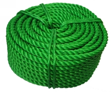 OUTBOUND 4mm Poly Rope Coil-ropes-Mitchells Adventure