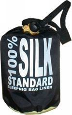 SILK S-BAG LINER STANDARD-accessories-Mitchells Adventure
