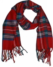 SCARF 164X37cm-winter-Mitchells Adventure