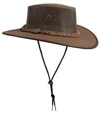 BARMAH Canvas Drover Hat-barmah-Mitchells Adventure