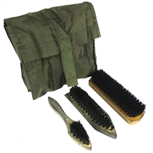 MILITARY SURPLUS German Army Shoe Cleaning Kit -footwear-Mitchells Adventure