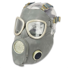 "MILITARY SURPLUS Polish MP-4 ""Bulldog"" Gas Mask-collectables-Mitchells Adventure"