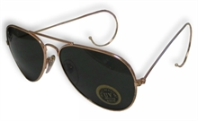 SUNGLASS AVIATOR GREEN-Mitchells Adventure