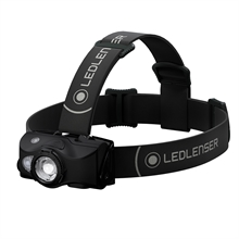 LEDLENSER MH8 600Lm Rechargable Headlamp-tactical-headlamps-Mitchells Adventure