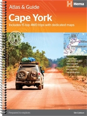 HEMA Cape York Atlas & Guide-outdoor-adventure-books-Mitchells Adventure