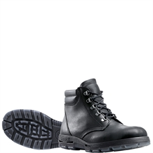 REDBACK Alpine Black Lace Up Work/Casual Boot-redback-Mitchells Adventure
