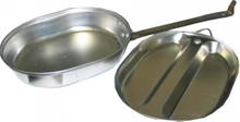 STAINLESS STEEL GI MESS KIT-to-eat-with-Mitchells Adventure