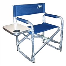 FOLDING DIRECTORS CHAIR WITH TABLE-chairs-Mitchells Adventure