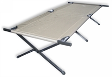 KING SIZE ALUMINIUM COT-mats-airbeds-and-stretchers-Mitchells Adventure