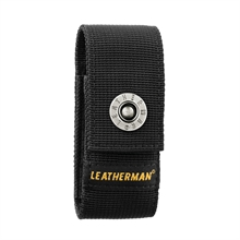 LEATHERMAN Sheath Nylon Black Small - Fits Juice Models-knife-sharpeners-and-pouches-Mitchells Adventure