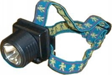 HIKERS HEADLAMP 3AA CELL-headlamps-Mitchells Adventure
