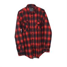 JACKSMITH Full Button Pure Cotton Flannel Shirt-mid-layer-Mitchells Adventure