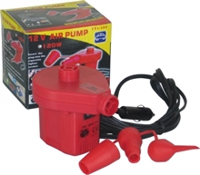 12V 120W AIR PUMP-mats-airbeds-and-stretchers-Mitchells Adventure