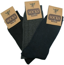 OUTBOUND Fashion Socks 3 Pack-socks-Mitchells Adventure