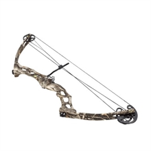 RAPTOR COMPOUND CAMO BOW 65Lbs-bows-Mitchells Adventure
