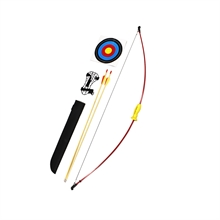 44in FIBREGLASS BOW SET (15LB)-bows-Mitchells Adventure