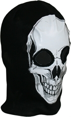 Skull Print Balaclava-other-hats-and-headwear-Mitchells Adventure