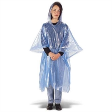 PONCHO EMERGENCY VINYL 100cm X 120cm-rainwear-Mitchells Adventure