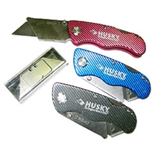 FOLDING LOCK-BACK UTILITY KNIFE-for-cutting-Mitchells Adventure