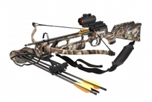 JAGUAR 150 SPRING CAMO DELUXE PACKAGE-crossbows-Mitchells Adventure