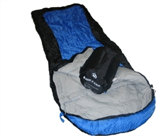 OUTBOUND Base Camp Jumbo Hooded S-Bag -5-sleeping-bags-Mitchells Adventure