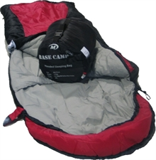 OUTBOUND Base Camp Jnr Sleeping Bag -5-sleeping-bags-Mitchells Adventure