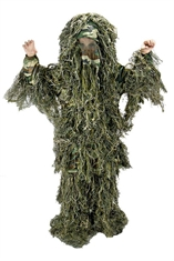 SNIPER SUIT (YOUTH)-accessories-Mitchells Adventure