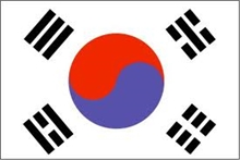 FLAG of KOREA - SOUTH 5x3-flags-and-patches-Mitchells Adventure