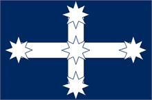 EUREKA FLAG 5x3-flags-and-patches-Mitchells Adventure