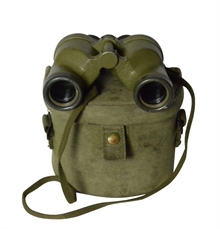 MILITARY SURPLUS Aust Issue 6x30 Binocular With Case-binoculars-Mitchells Adventure