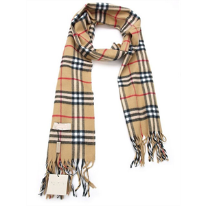 Faux Pashmina Burberry Scarf