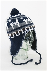 Peruvian Beanie-winter-hats-and-caps-Mitchells Adventure