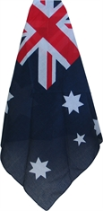 OUTBOUND Bandanna Australian Flag-face-coverings-Mitchells Adventure