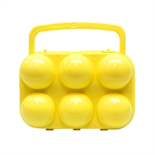 6 EGGS CARRIER PLASTIC-storage-Mitchells Adventure