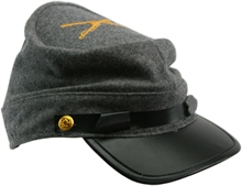 US CIVIL WAR KEPI-other-Mitchells Adventure