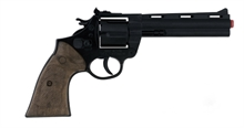 DIECAST COLT PYTHON 6in BLACK-Mitchells Adventure