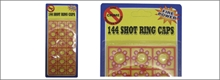 8 SHOT CAPS (144 SHOTS - PACK)-Mitchells Adventure