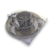 LEXAN TABLEWARE KIT IN MESH BAG-to-eat-with-Mitchells Adventure