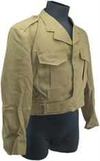 LADIES BATTLE DRESS JACKETS ( IKE )-jackets-Mitchells Adventure