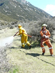 FIREFIGHTERS OVERALLS-coveralls-Mitchells Adventure