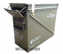 MILITARY SURPLUS M61 Ammo Box-boxes-Mitchells Adventure