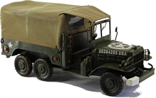 MODEL U.S. ARMY CARGO TRUCK-collectable-Mitchells Adventure