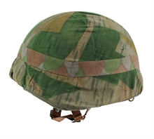 SWISS SPLINTER PATTERN HELMET COVER-camoflague-Mitchells Adventure
