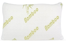 BAMBOO - MEMORY FOAM PILLOW-accessories-Mitchells Adventure