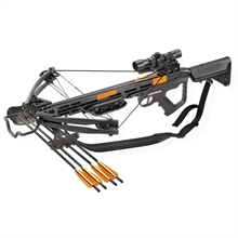 TORPEDO (BLACK) 185Lb DELUXE PACKAGE-crossbows-Mitchells Adventure