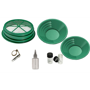 7Pc Gold Panning Set