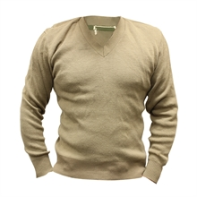 AUSTRALIAN V NECK (USED)-jumper-Mitchells Adventure